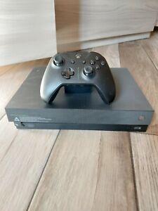 Xbox one x project scorpio e giochi