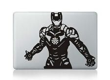 "Iron Man Macbook Sticker Viny Decal Skin Cover Macbook Air/Pro/Retina 13"""