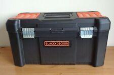 NEW  BLACK & DECKER TOOL BOX