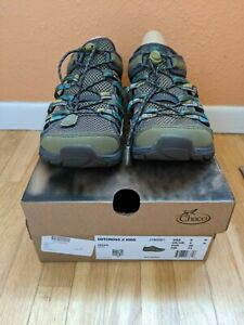 NIB New in Box Chaco Outcross 2 Kids Water Sandals,Big Kids/Youth Size 5