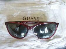 06ef93ce8a Lunettes de soleil rouge GUESS pour femme | Achetez sur eBay