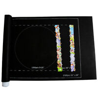Puzzles Mat Jigsaw Roll Felt Mat Blanket For Up to 1000PC Puzzle Accessorie-