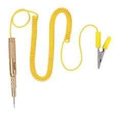 Car Auto Circuit Tester Dc 6V 12V 24V Light Bulb Yellow Voltage Pen Test Pencil