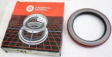 "Nation / Federal Mogul Oil Seal 455013 Replaces Lesco 002741 4"" OD 3"" ID .468"" T"