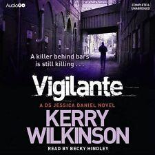 Vigilante by Kerry Wilkinson (CD-Audio, 2013, unabridged) NEw SEALED
