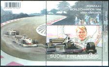 Finland 1999, F1 World Champion Mika Hakkinen Sheet
