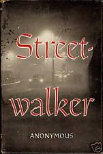 BOOK 1960 Viking Press HC w DJ STREET WALKER Anonymous