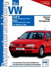 WERKSTATTHANDBUCH REPARATURANLEITUNG 1227 VW VOLKSWAGEN GOLF IV 4 / BORA