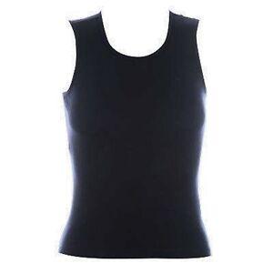Ladies HANES Sleeveless Tank Top / Vest - Singlet Womens Plain Workout Gym New