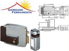 SERRATURA ELETTRICA CISA CILINDRO FISSO E.60DX (28126)