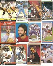 (12) 1990 University of Kentucky Wildcats Alumni Crds NODUPES! Dermontti Dawson
