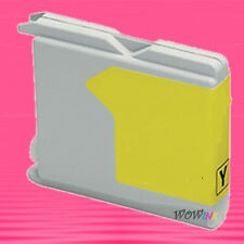 1P LC51Y YELLOW INK CARTRIDGE FOR BROTHER DCP 130C 340C