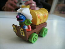 Playskool Muppets in Wagon