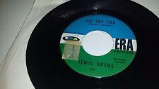 "Jewel Akens Tic Tac Toe / The Birds And The Bees Era 3141 45 7"" Vinyl Record"