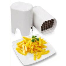 Easy Chip PATATINA fritta Tagliapatate ALLEGRO Chopper rende perfetti Patatine Fritte Chips Nuovo