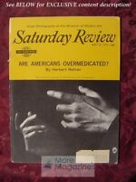 Saturday Review May 26 1962 ROBERT FARRIS THOMPSON MICHAEL STEINBERG