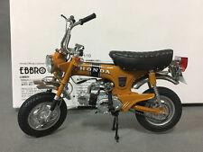 EBBRO, 10006, 1/10, DieCast, Bike, DAX Honda, motorcycle, ST50 1969, GOLD, Rare