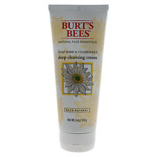 Soap Bark & Chamomile Deep Cleansing Cream by Burt's Bees for Unisex - 6 oz Soap