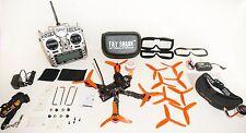 SALE!!! QAV-R FPV Quadcopter + Taranis + Fatshark Attitude V3+ FPV Gear Pro gebaut