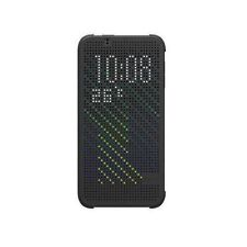 Case Cover Original HTC Dot View HC M180 Black Desire 626