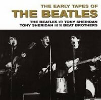 The Beatles Feat Tony Sheridan - Early T (NEW CD)