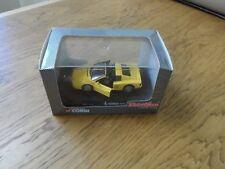 Corgi Detail 142; 1991 Ferrari 512 TR Spider; Yellow;Mint In Box