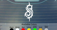 SLIPKNOT S VINYL DECAL STICKER CUSTOM SIZE AND COLOR STONE SOUR