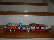 Thomas & Friends Trackmaster Train Lot 6 Engines 5 Cars, Troublesome Truck, Milk