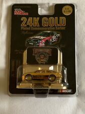 Racing Champions 50th Anniversary 24K Gold Plated #99 Exide 1:64 Scale