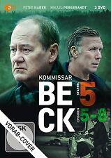 KOMMISSAR BECK - STAFFEL 5, EPISODEN 5-8 (HABER, HEMSE,...) 2 DVD NEU
