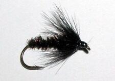 Mouches pour la pêche de taille de l'hameçon 14