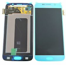 Display Pantalla LCD tactil Samsung Galaxy S6 G920F GH97-17260D Blue Original