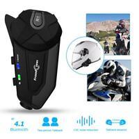 Universal R1 1080P Motorcycle Helmet WiFi BT4.1 HiFi Headset Intercom Interphone