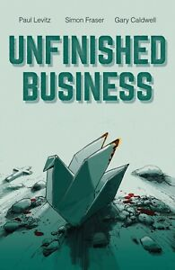 UNFINISHED BUSINESS Hardcover