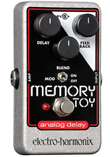Electro Harmonix Memory Toy Analog Delay Pedal   Brand New!