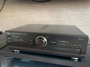 Technics SU-A900 Mk2 Stereo Integrated Amplifier Class AA. Made in Japan.