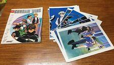 The Art of Gundam Wing Art Book Anime Art Gallery (Used) 1st Printing 2001