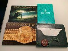 Rolex Submariner Booklet Set 1995 englische Ausgabe 6 teilig