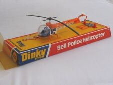 DINKY -  732 - BELL POLICE HELICOPTER - MINT & BOXED - 1974 TO 1980 VINTAGE