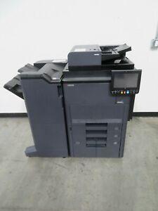 KYOCERA TASK alfa 8002i copier printer scanner Only 284K copies 80 ppm