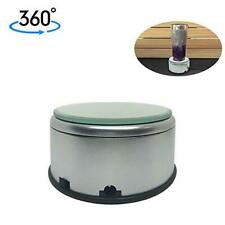 Display Turner For Epoxy Glitter Tumblers, 360 Degree Rotating Stand Turntable