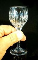 Beautiful Stuart Crystal Aviemore Sherry Wine Glass