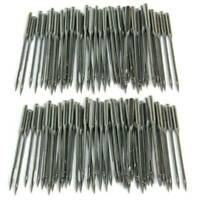 50Pcs Assorted Sewing Machine Needles Craft for Brother Janome Singer Tools Set