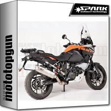SPARK ESCAPE FORCE APROBADO INOX KTM ADVENTURE 1190 2013 13 2014 14 2015 15