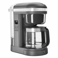 KitchenAid 12 Cup Drip Coffee Maker with Spiral Showerhead, KCM1208
