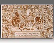 How To Carve Leather/Leathercraft/Leathercrafting