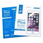 New Laser iPhone 6 Plus/6S Plus Screen Protector 3 Pack Ultra Clear Transparency