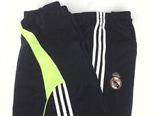 ADIDAS Barcelona Track Pants Jogger Soccer FCB 2010 Black White P94577 Men's XL