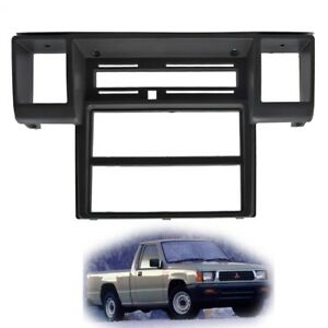 For Mitsubishi L200 Mighty Max Pickup 1986 - 1996 Interior Frame Radio Grey