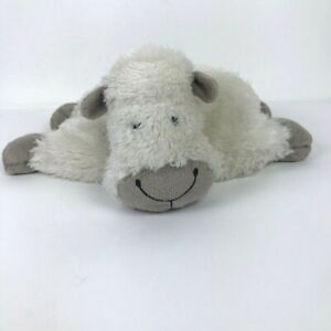 Jellycat London Sheep Truffles Cream Small Pillow Plush Floppy Stuff Animal